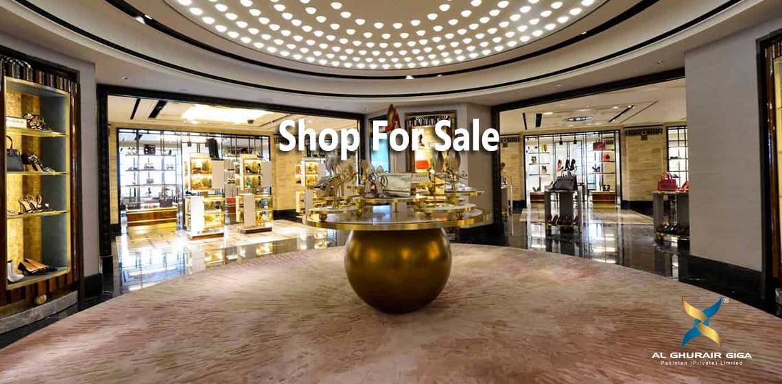 Shop for Sale in Islamabad