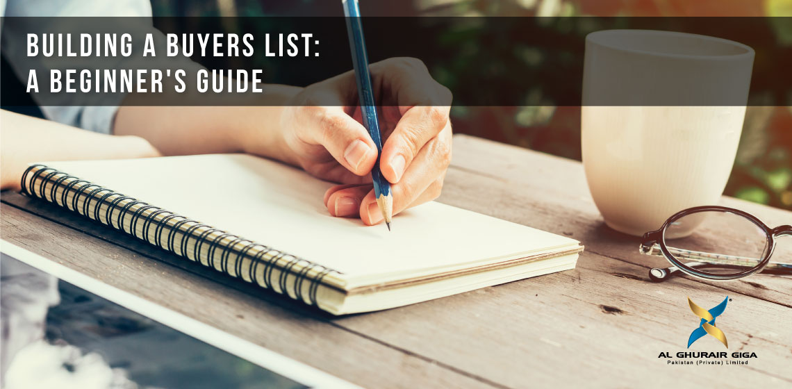Building a Buyers List: A Beginner's Guide