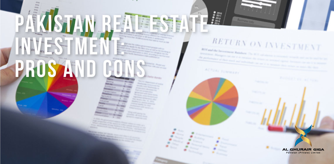 Pakistan Real Estate Investment: Pros and Cons