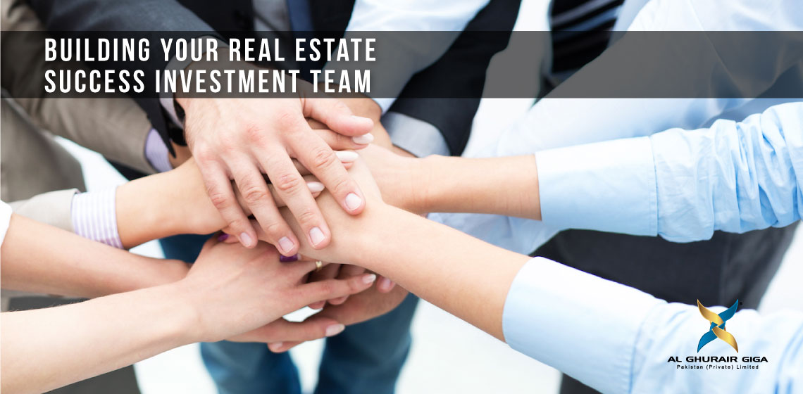Building Your Real Estate Success Investment Team