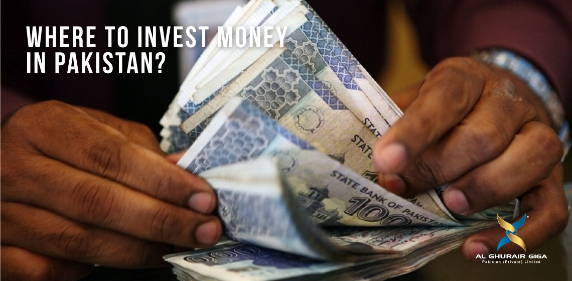 Where to Invest Money in Pakistan