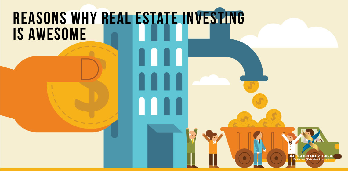 Reasons Why Real Estate Investing is Awesome