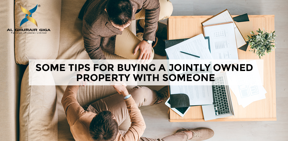 Some Tips for Buying a Jointly Owned Property with Someone