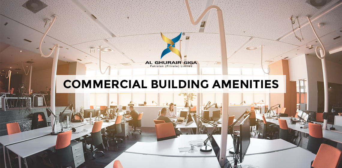 Commercial Building Amenities