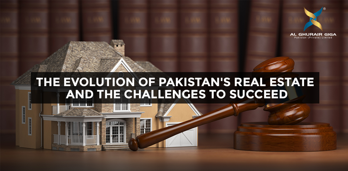 The Evolution of Pakistan's Real Estate and the Challenges to Succeed