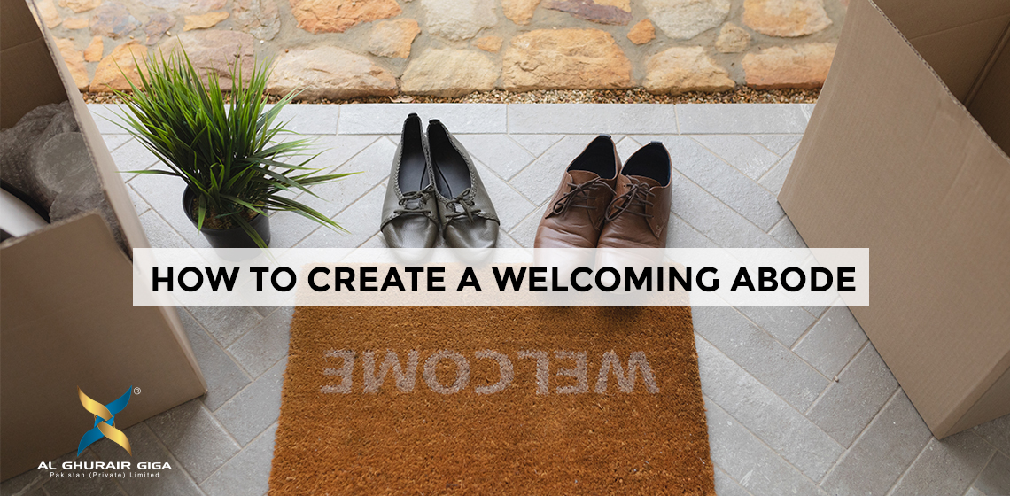 How to Create a Welcoming Abode?