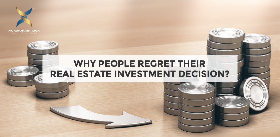 Why People Regret their Real Estate Investment Decision
