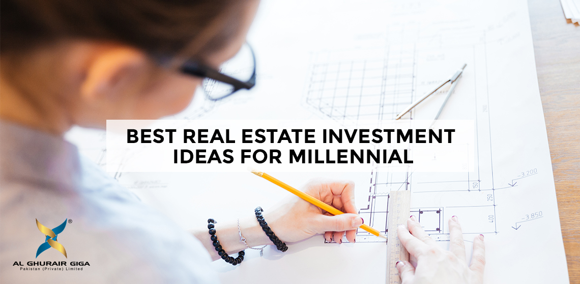 Best Real Estate Investment Ideas for Millennial