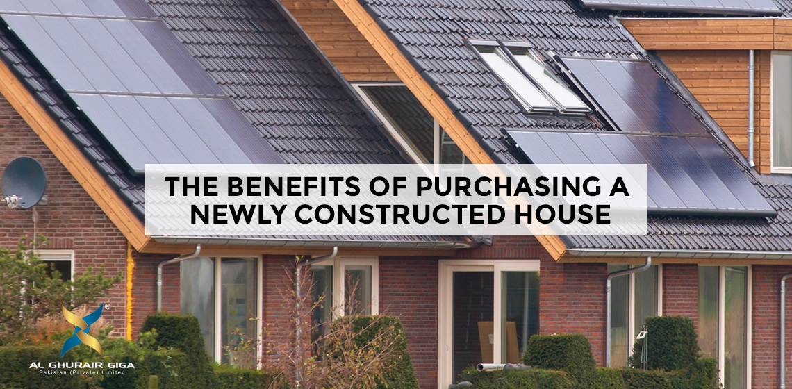 The Benefits of Purchasing a Newly Constructed House