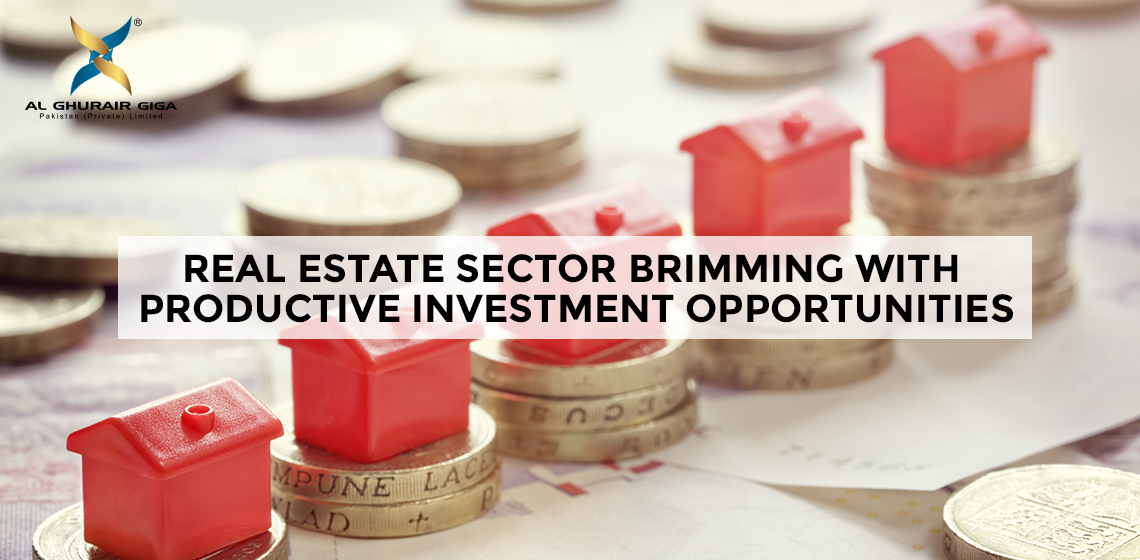 Real Estate Sector Brimming with Productive Investment Opportunities