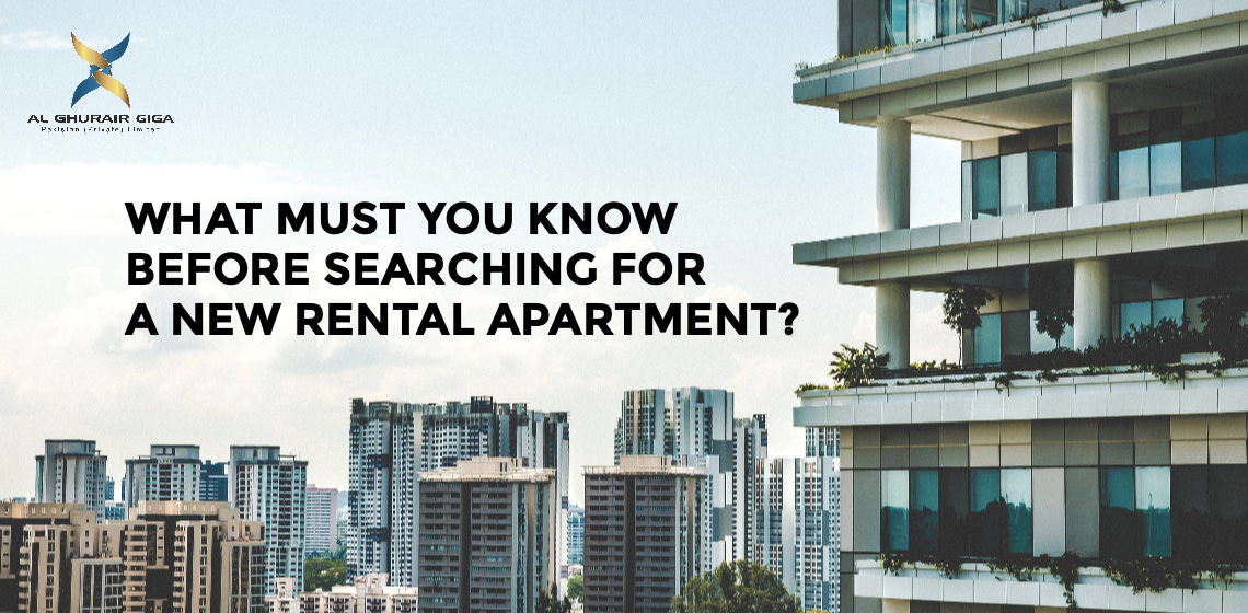 What Must You Know Before Searching for A New Rental Apartment?