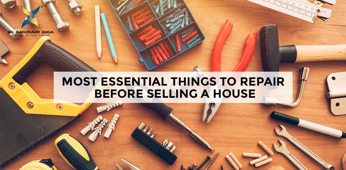 Most Essential things to Repair Before Selling A House