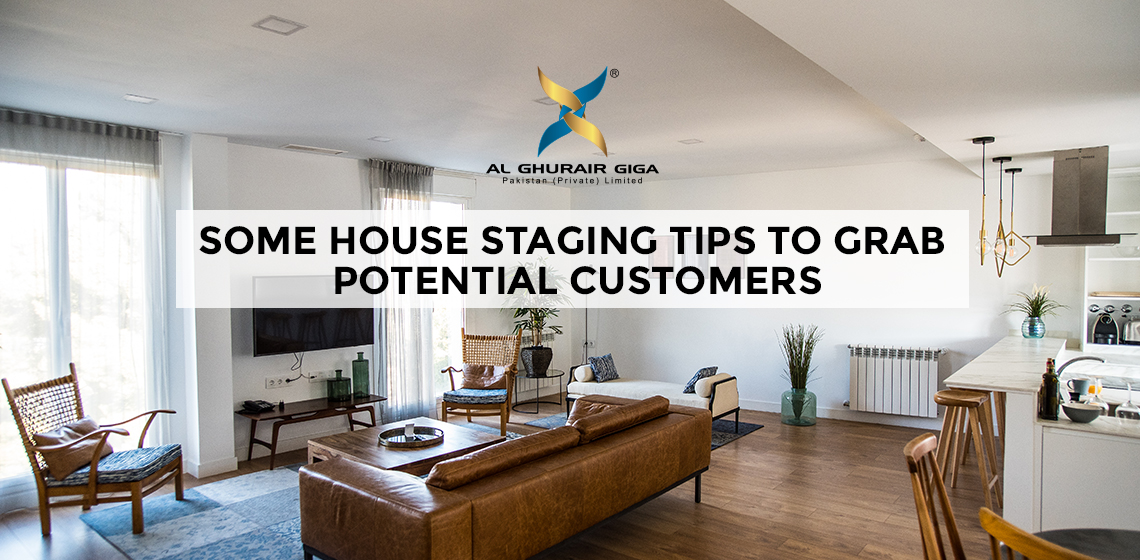 Some House Staging Tips to Grab Potential Customers