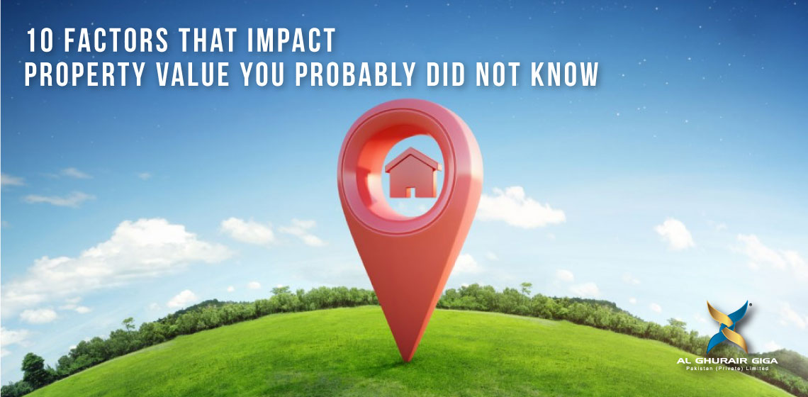 10 Factors that Impact Property Value You Probably Did Not Know