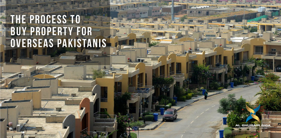 The Process to Buy Property for Overseas Pakistanis