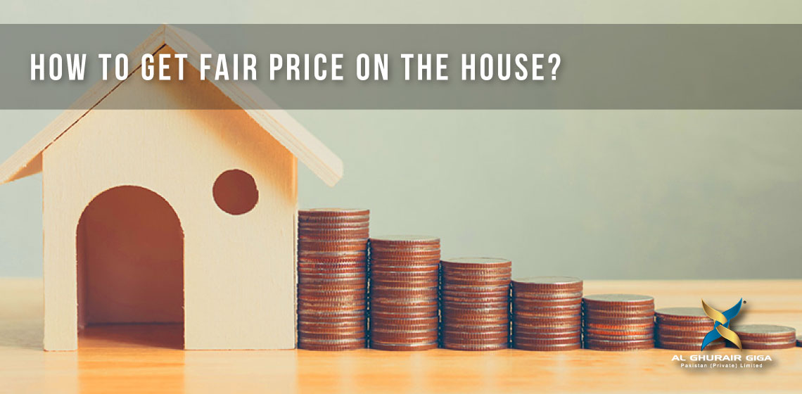 How to Receive a Fair Price on the House?
