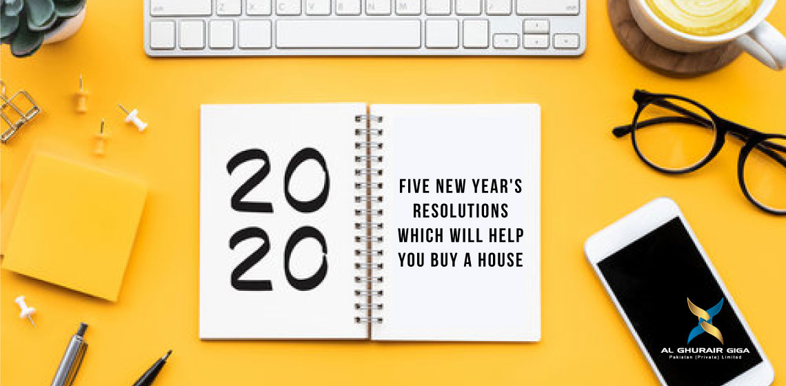 Five New Year Resolution Which will Help you Buy a House