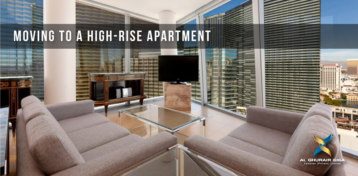 Moving to a High Rise Apartment