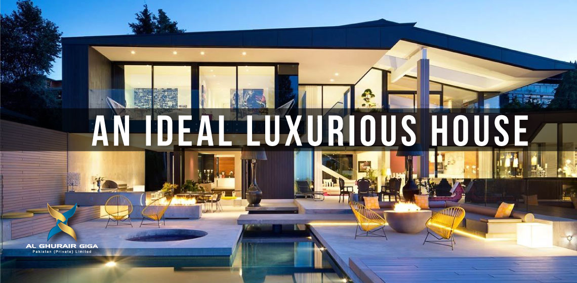An Ideal Luxurious House