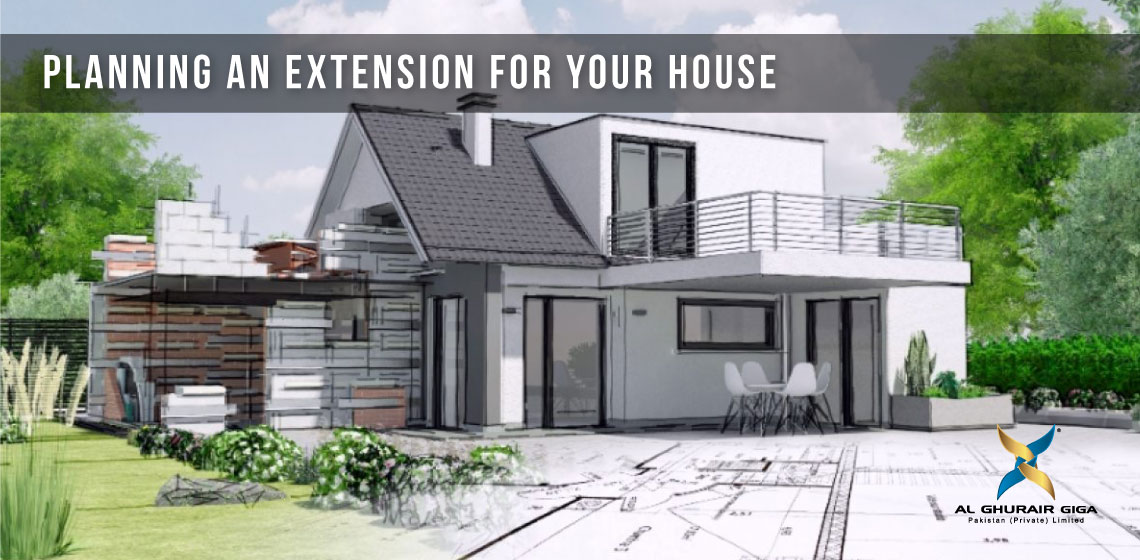 Planning an Extension for Your House
