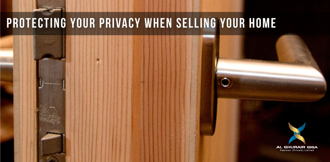 Protecting Your Privacy When Selling Your Home