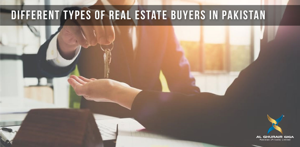 Different Types of Real Estate Buyers in Pakistan
