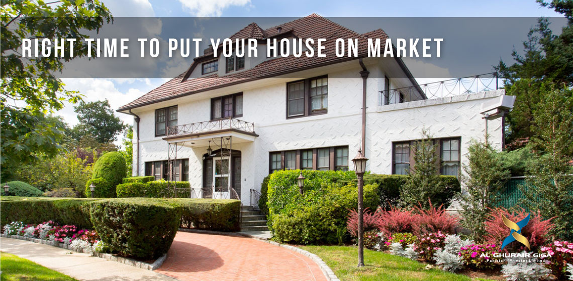 Right Time to put your House on Market