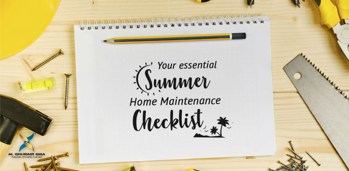 Your Essential Summer Home Maintenance Checklist