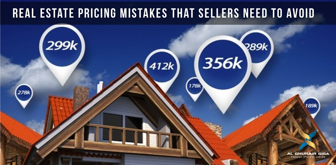 Pricing Mistakes that Need to be Avoided in Real Estate