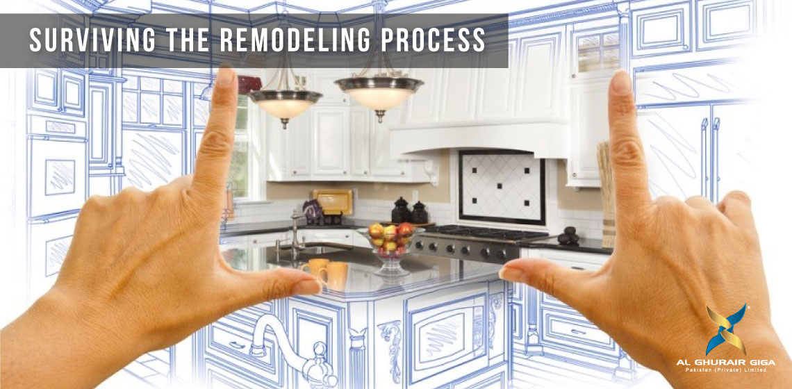 Surviving the Remodeling Process