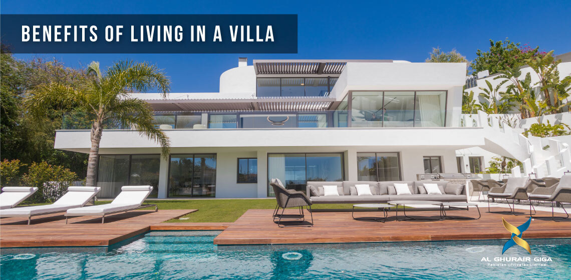 Benefits of Living in a Villa