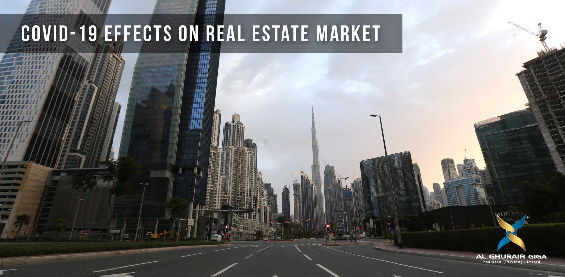 COVID-19 Effects on Real Estate Market