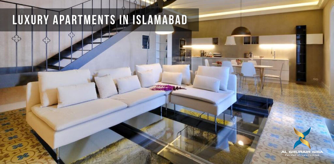 Luxury Apartments in Islamabad