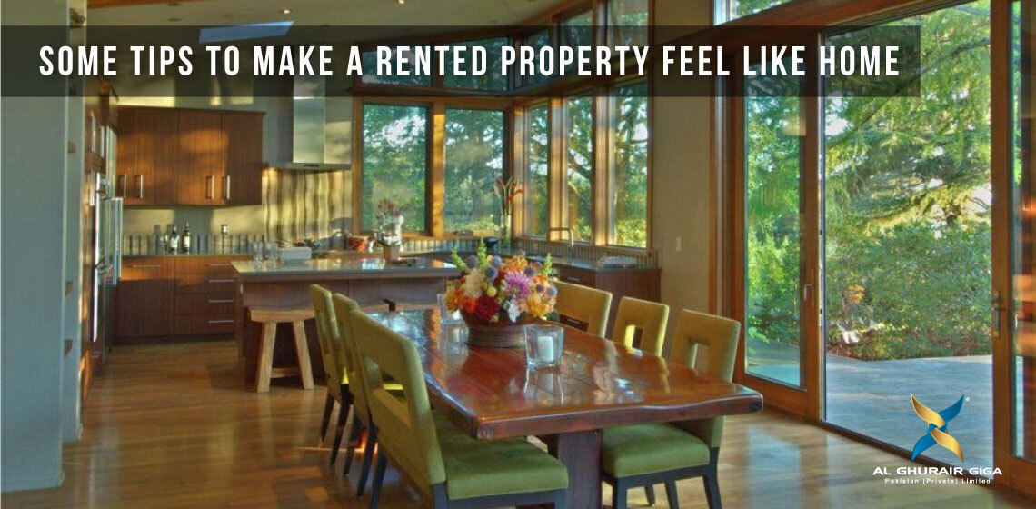 Some Tips to Make a Rented Property Feel Like Home