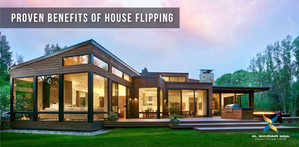 Proven Benefits of House Flipping