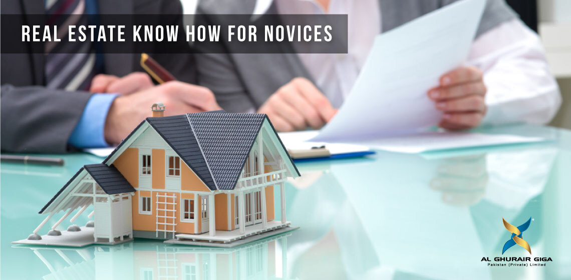 Real Estate Know-How for Novices?