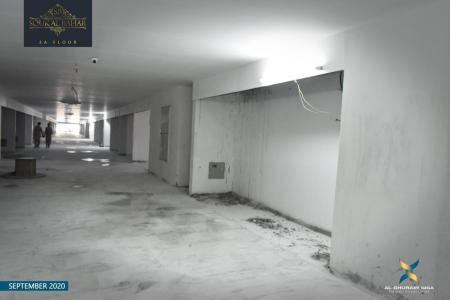Construction Updates September 2020 – Souk Al Bahar A2 Floor