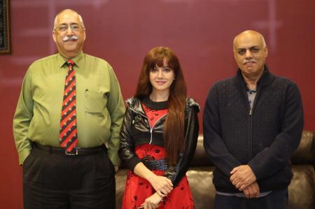 Giga Mall Rabi Pirzada visit at Giga Festival  (14)