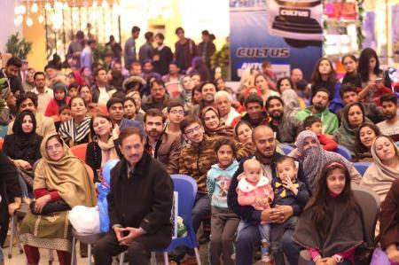 Giga Mall Rabi Pirzada visit at Giga Festival  (17)