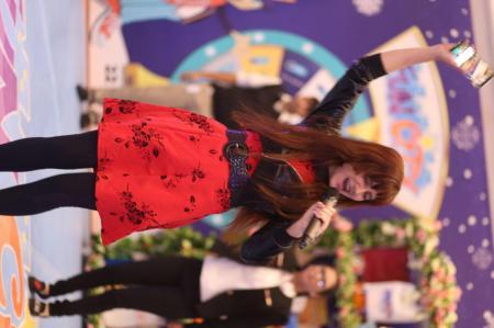 Giga Mall Rabi Pirzada visit at Giga Festival  (23)