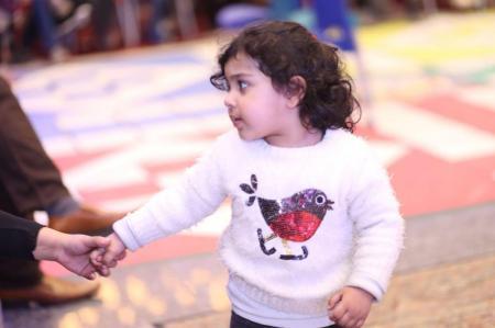 Giga Mall Rabi Pirzada visit at Giga Festival  (7)