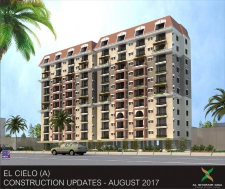 El Cielo construction update 1