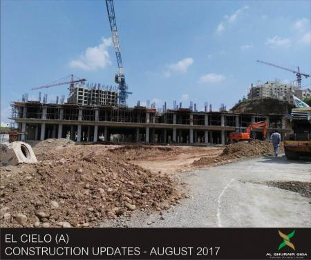 El Cielo construction update 10