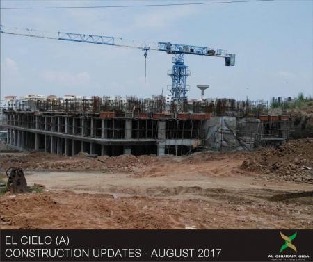 El Cielo construction update 4