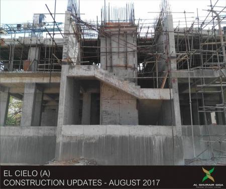 El Cielo construction update 9