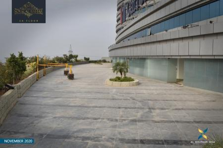 Construction Updates November 2020 – Souk Al Bahar A2 Floor